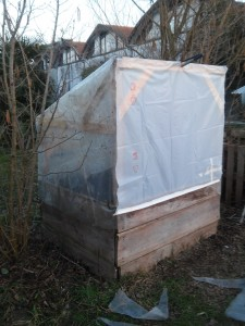 Semenzaio da compostiera